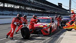 Nascar playoffs: Kyle Busch talks decision to switch pit crews