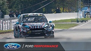 Riga: Highlights, Ken Block