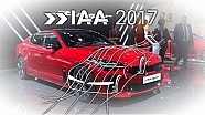 Kia auf der IAA 2017