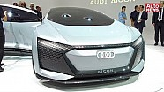IAA 2017 Video: Audi Aicon Concept