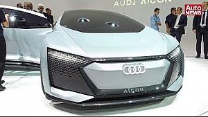 IAA 2017 Video: Audi Aicon Concept