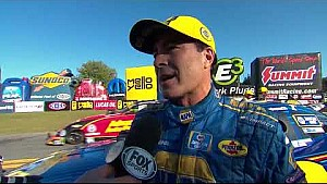 Ron Capps secured his category-best seventh victory in Reading