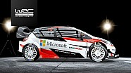 WRC 7: Development diary / Game physics