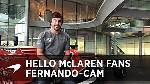 Mensaje de un fatnático | Fernando Alonso
