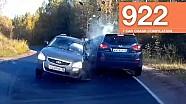 Car crash compilation 922 - September 2017