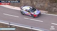 Previo Rally España Hyundai Motorsport 2017