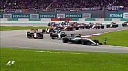 2017 Malezya GP - Start ve Tekrarı