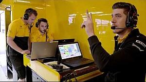 Japan: Techniker von Renault