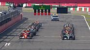 GP du Japon - Le départ de la course