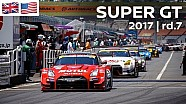 2017 Super GT full race - Round 7 - Chang International Circuit (Thai)
