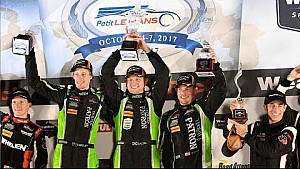 Winning petit Le Mans! Driver reaction!