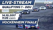 DTM-Finale: 1. Qualifying