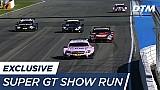 Aksi bareng mobil Super GT dan DTM di Hockenheim