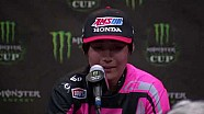 2017 - Monster Energy Cup - Amateur all stars post race press conference