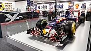 Scuderia Toro Rosso STR10 in Max Verstappen-winkel