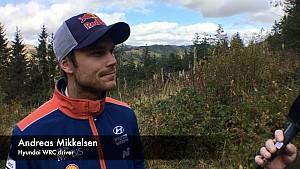 Andreas Mikkelsen Interview