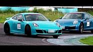 Porsche track day Taiwan 2017