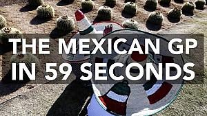 El GP México en 60 segundos