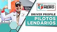 Driver profile legend | Paulo Gomes