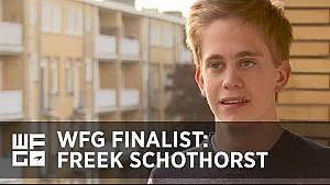 World's faster gamer finalist #11 | Freek Schothorst