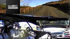 Rally GB 2017: Ott Tänak SS3