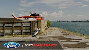 Ken Block's Gymkhana nine extended cut: Raptor in the sky  | Ford Performance