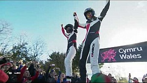 Rallye Wales: Highlights, 3. Etappe (Teil 2)