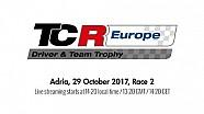 Adria: 2. Rennen, Europe Trophy