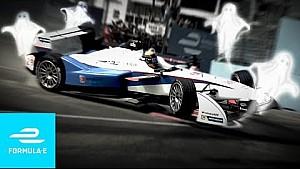 The commentator's curse! Formula E Halloween special