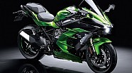 Official Kawasaki Ninja H2 SX studio video - Supercharge your journey