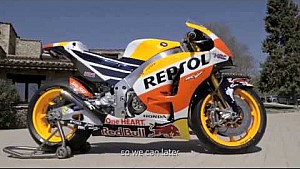 Repsol Honda - From race to road