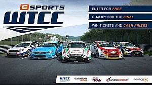 eSports WTCC - Round 10 - Macau