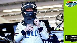 Keselowski believes luck was on his side, advances to Championship 4