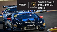 Lamborghini World Final - Pro en Pro AM Race 2