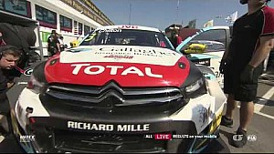Macau free practice 1 -  The walls are closing in as the drivers get to grips with Macau