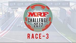 MRF CHALLENGE 2017-2018 ROUND 1 - RACE 3 - MRF2000