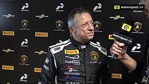 World Final AM+LC   Gara 2  Intervista a Mantovani