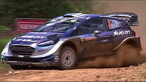 WRC - 2017 rally Australia - Day 4 part 2