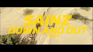 40º aniversario del Dakar - N°13 - Carlos Sainz, abatido - Dakar 2018