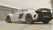 Pure McLaren owners experience - driving a 675LT around Silverstone