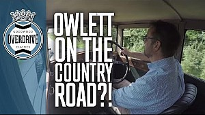 Raw and uncut: inside the Owlett on the road
