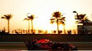 Red Bull test nieuwe voorvleugel