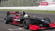 Satoshi Motoyama - Tes Dallara SF14