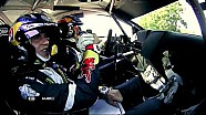 WRC 2016 - DJI aerial clip: Tour de Corse