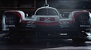 Porsche rend hommage à sa 919 Hybrid