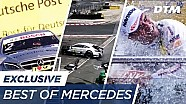 Mercedes - The best moments of DTM season 2017