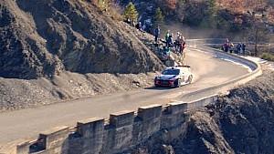 WRC 2017 - clip aéreo DJI: Rally de Monte-Carlo