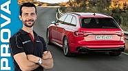 Audi RS4 Avant | la sportività è un dono di famiglia!