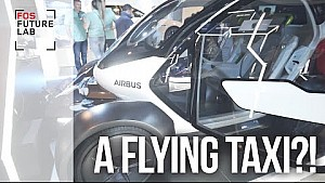 Popup the taxi that can go literally anywhere