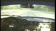 A bordo della Porsche 961 di Claude Haldi